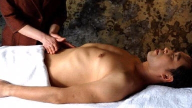 sensual massage training brothel