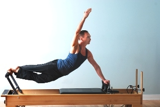 From The Ctr Pilates Studio - Chicago, IL