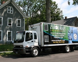 Draft Trackers Insulation - Norwich, CT