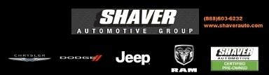 Shaver Pontiac-Jeep-Eagle