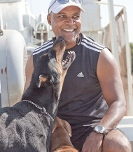 Brandon Fouche Dog Rehab