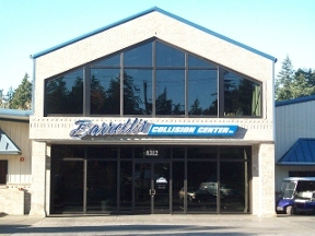Barrett's Collision Center - Puyallup, WA