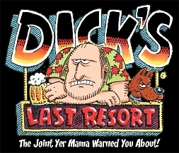 Dick's Last Resort -Baltimore