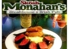 Skosh Monahan's Steakhouse And Irish Pub - Costa Mesa, CA
