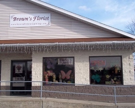 Browns Florist