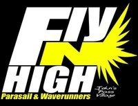 Fly N-High Parasail-Waverunners