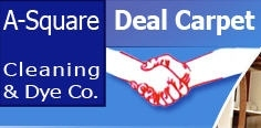 A Square Deal Carpet Cleaning And Dye Co