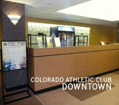 Colorado Athletic Club Downtown - Denver, CO