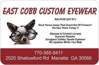 East Cobb Custom Eye Wear &amp; Repair