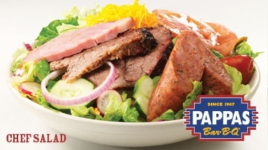 Pappas Bar-B-Q - Houston, TX