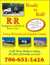 R & R Dumpster & Rolloff Containers - Grovetown, GA