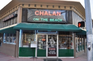 Chalan On The Beach