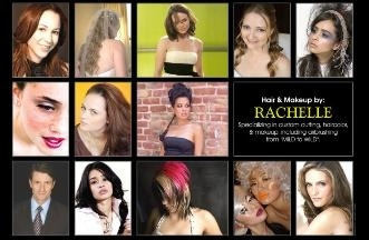 The Art of Hair & Makeup by Rachelle
