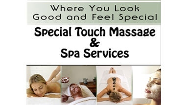 Special Touch Massage & Spa Services