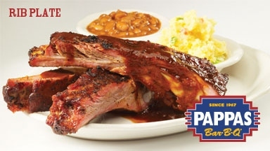 Pappas Bar-B-Q - Humble, TX