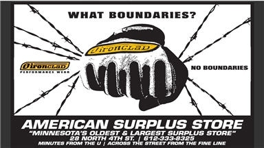American Surplus Store