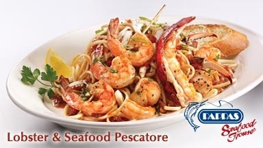 Pappas Seafood House - Houston, TX