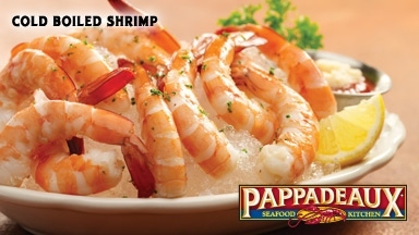 Pappadeaux Seafood Kitchen - Houston, TX