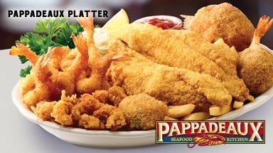Pappadeaux Seafood Kitchen - Dallas, TX
