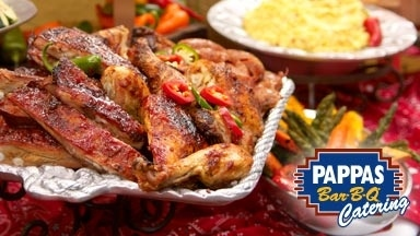 Pappas Bar-B-Q Catering