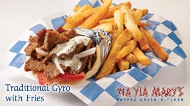 Yia Yia Mary's Greek Kitchen
