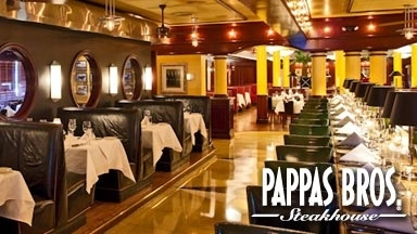 Pappas Bros. Steakhouse - Dallas, TX
