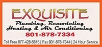 Exquisite Plumbing, Remodeling, Heating &amp; Air
