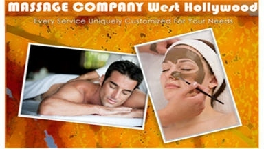 Massage Company West Hollywood