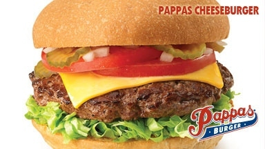 Pappas Burger
