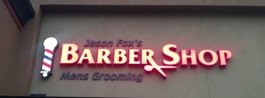 Jason Fox&#039;s Barber Shop