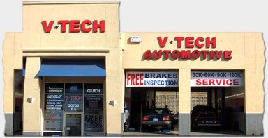 V-Tech Automotive