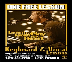 Tr Music & Voice Lessons - Friendswood, TX