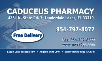 Caduceus Pharmacy LLC - Fort Lauderdale, FL