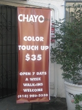 Chayo Hair Salon - Valley Village, CA