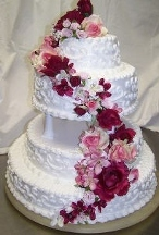 Cheesecake Wedding Cakes By Mrs B - Virginia Beach, VA