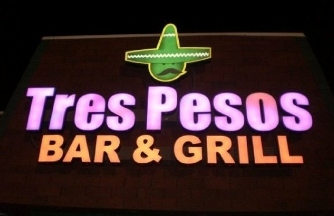 Tres Pesos Mexican Grille