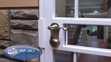Secure-All Security Doors