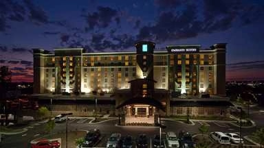 Embassy Suites Raleigh Durham Airport/brier Creek