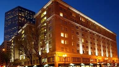 Embassy Suites Portland Downtown