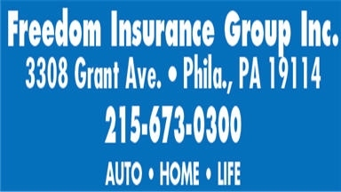 Freedom Insurance Group Inc - Philadelphia, PA