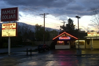 Woody&#039;s Drive-In