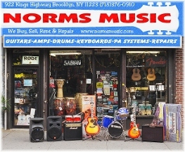 Norm&#039;s Music