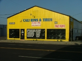 Cali Rims & Tires