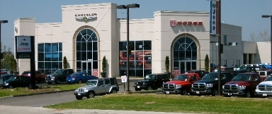 All Star Dodge Chrysler Jeep - Bridgeton, MO