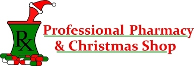 Professional Pharmacy & Christmas Shop