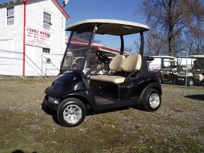 J Early Wood Golf Carts