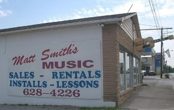 Matt Smith's Music - Abingdon, VA