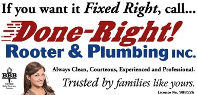 Done'right Rooter & Plumbing - San Jose, CA
