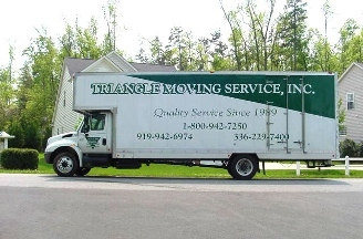 Triangle Moving Service INC - Raleigh, NC
