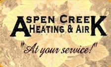 Aspen Creek Heating &amp; Air